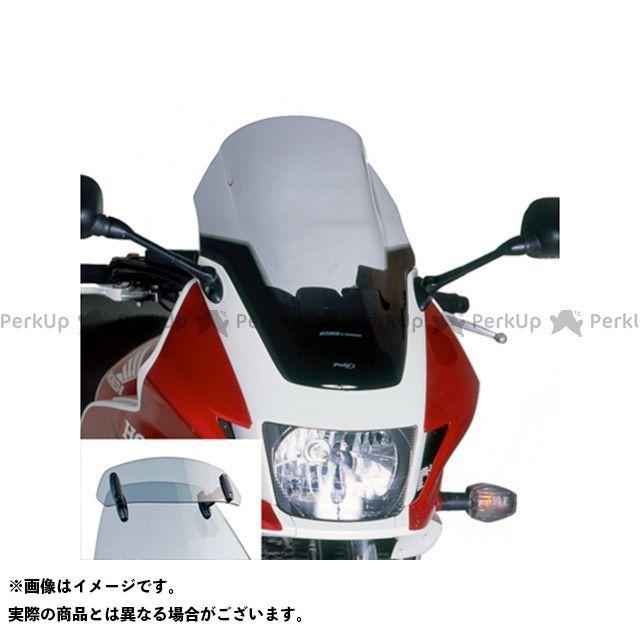 Puig CB1300スーパーボルドール スクリーン関連パーツ ツーリングスクリーン バイザー付(スモーク)