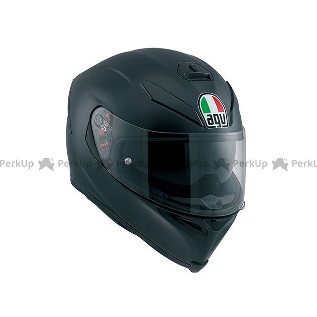 送料無料 AGV エージーブイ フルフェイスヘルメット K-5 S SOLID MATT BLACK M/57-58cm