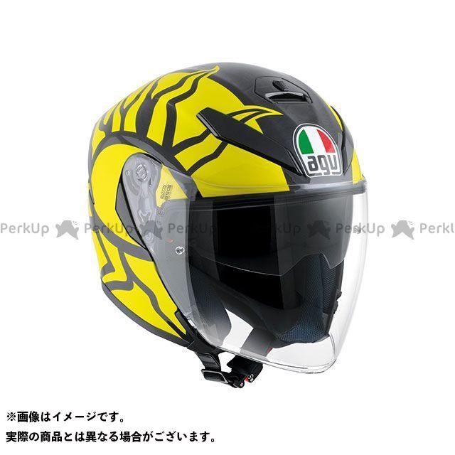 送料無料 AGV エージーブイ ジェットヘルメット K-5 JET WINTER TEST 2011 S/55-56cm