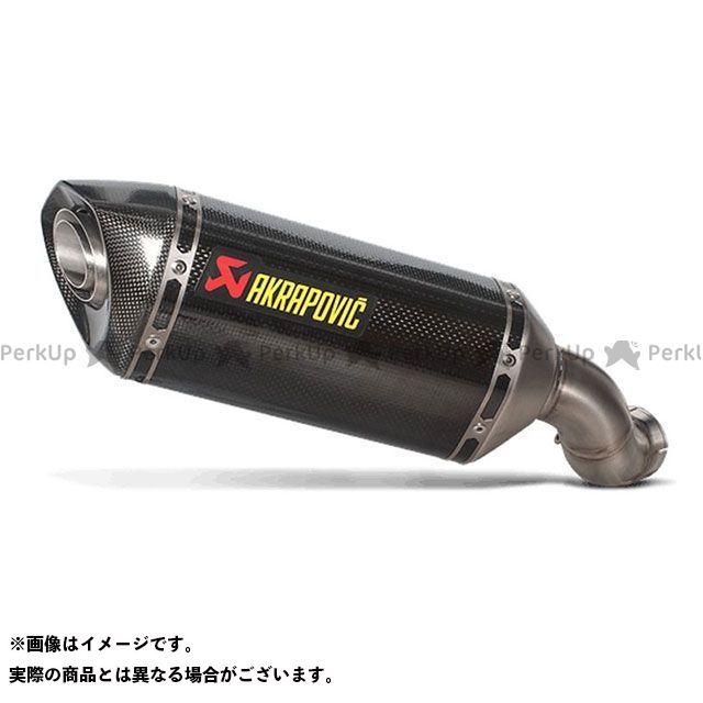 AKRAPOVIC Z900 マフラー本体 スリップオンマフラー ヘキサゴナル Euro4対応 サイレンサー:カーボン アクラポビッチ