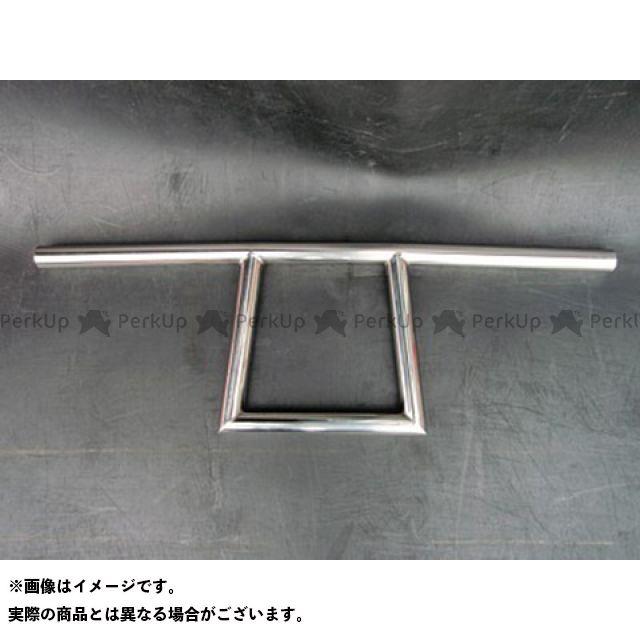 ブヒンヤケーアンドダブリュー SR400 SR500 ハンドル関連パーツ 溶接バー タイプ1
