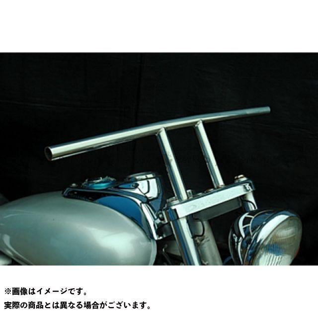 ブヒンヤケーアンドダブリュー マグナ50 ハンドル関連パーツ MAGNA50用Tバー ライザー一体型タイプ  部品屋K&W