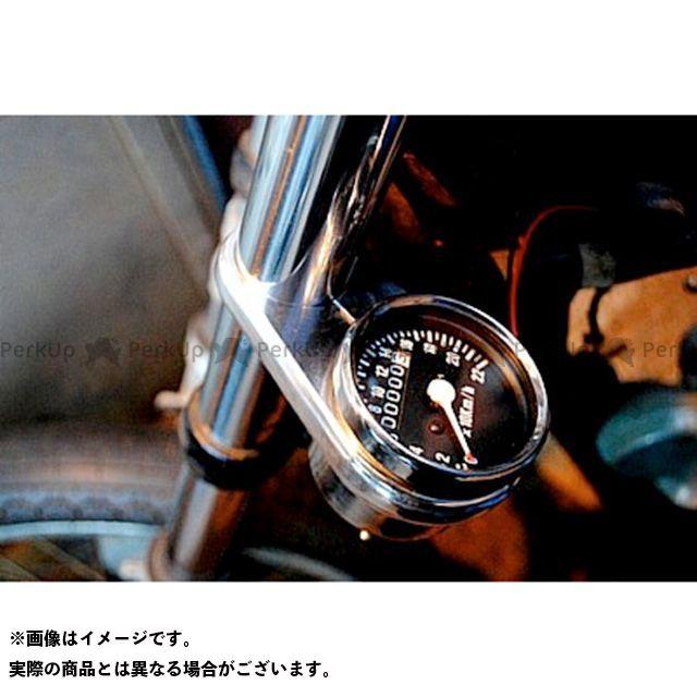 ブヒンヤケーアンドダブリュー バルカン400 ハンドル周辺パーツ メータークランプKIT 内容:メータークランプ単品 クランプサイズ:φ41 部品屋K&W