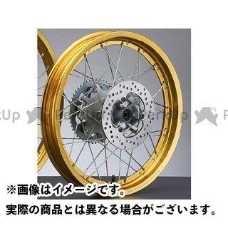 Y'S GEAR セロー250 ホイール本体 リアホイールASSY(ゴールド) ワイズギア
