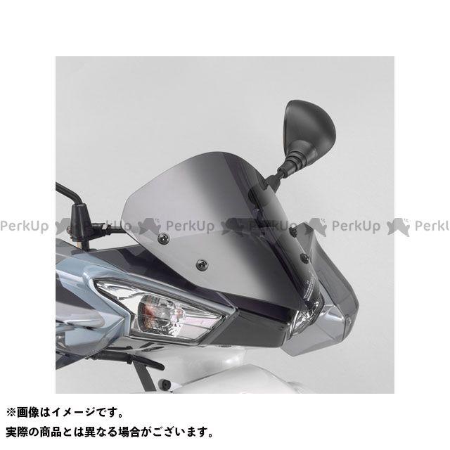 送料無料 Y'S GEAR シグナスX SR スクリーン関連パーツ メーターバイザー(スモーク)