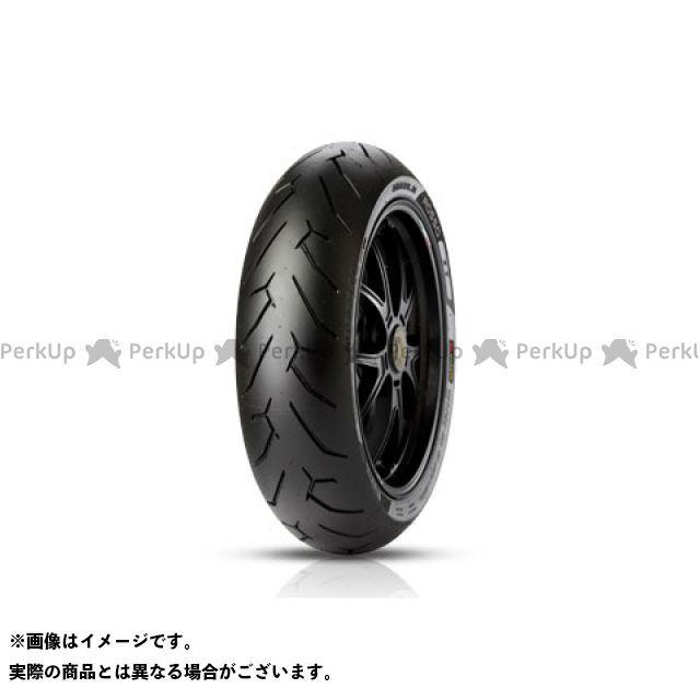 PIRELLI 汎用 オンロードタイヤ DIABLO ROSSO 2 180/60 ZR 17 M/C(75W) TL リア ピレリ