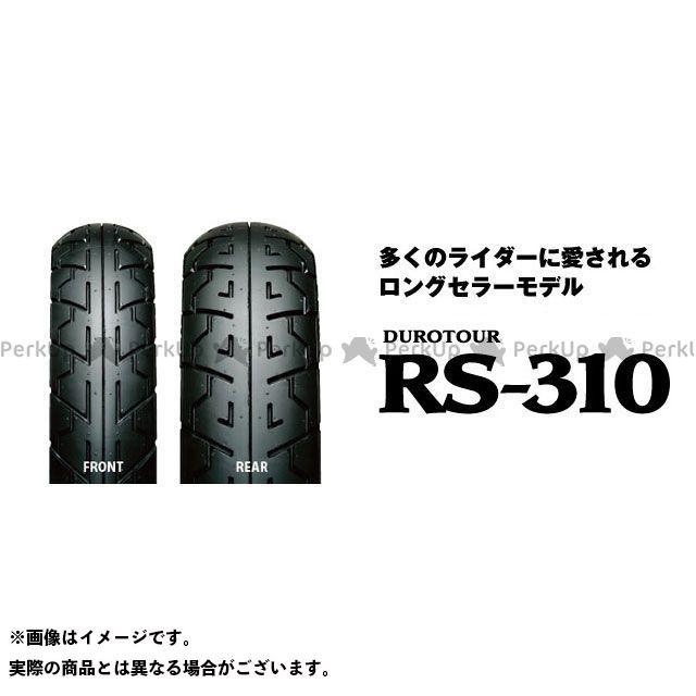アイアールシー 汎用 オンロードタイヤ DUROTOUR RS-310 110/90-18 M/C 61H TL フロント IRC