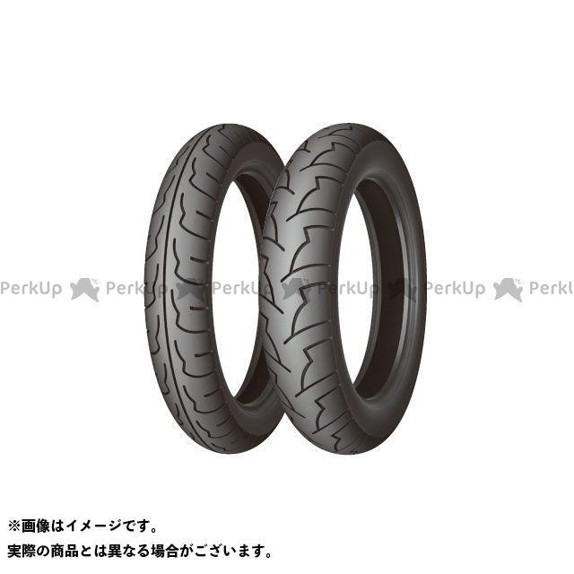Michelin 汎用 オンロードタイヤ PILOT ACTIV 120/90-18 M/C 65V TL/TT リア  ミシュラン