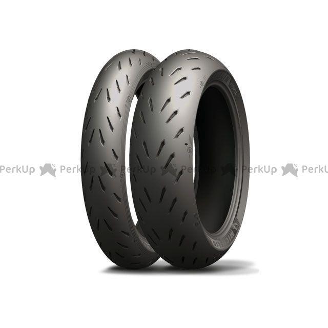 送料無料 Michelin 汎用 オンロードタイヤ Power RS 180/60ZR17 M/C(75W) TL リア