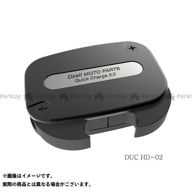 ディーゼル DZELL その他電装パーツ 電装品 DZELL その他電装パーツ Dzell USB Twoポート HD-02  ディーゼル