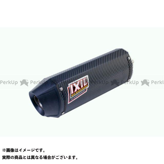 IXIL MT-03(660cc) マフラー本体 YAMAHA MT-03 06-11(RM02)RIGHT + LEFT SIDE COV-オーバルタイプ フルエキ イクシル
