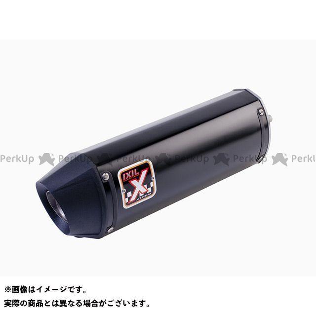 送料無料 IXIL MT-03(660cc) マフラー本体 YAMAHA MT-03 06-11(RM02) RIGHT+LEFT SIDE フルエキマフラー XOVS