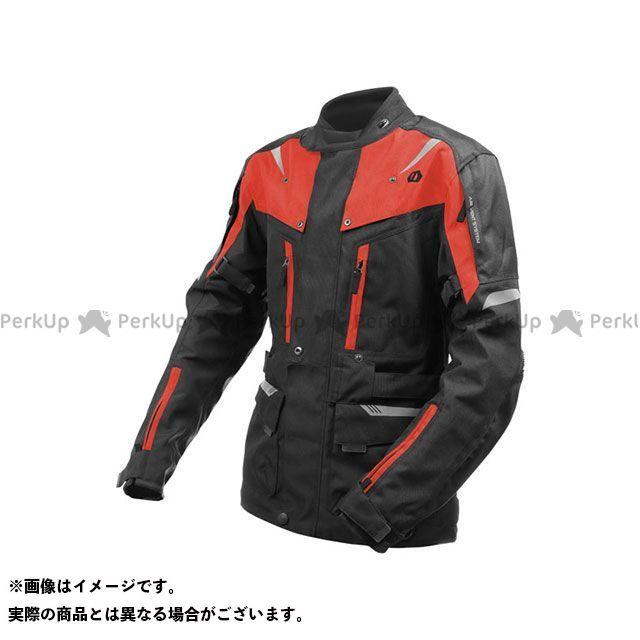 ディーエフジー ジャケット ナビゲータージャケット カラー:ブラック/レッド サイズ:L DFG