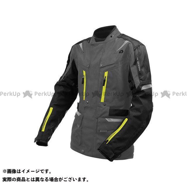 ディーエフジー ジャケット ナビゲータージャケット カラー:グレー/イエロー サイズ:M DFG