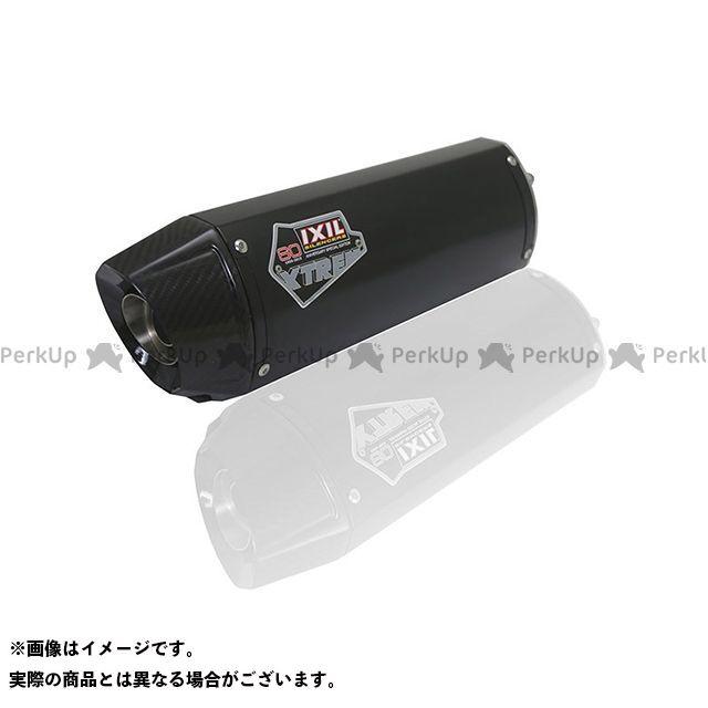IXIL GT125 マフラー本体 ヒョースン GT 125 COMET SLIP ON マフラータイプ:XOVC イクシル