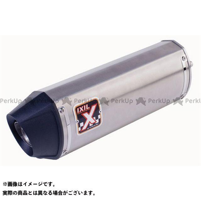IXIL タイガー800 タイガー800XC/XCX/XCA マフラー本体 トライアンフ TIGER 800-800 XC/11-13(A08) SLIP ON マフラータイプ:SOVS イクシル