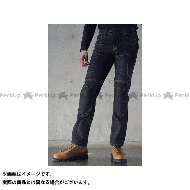 送料無料 コミネ KOMINE パンツ WJ-739S スーパーフィット プロテクトメッシュジーンズ ブラック L/32