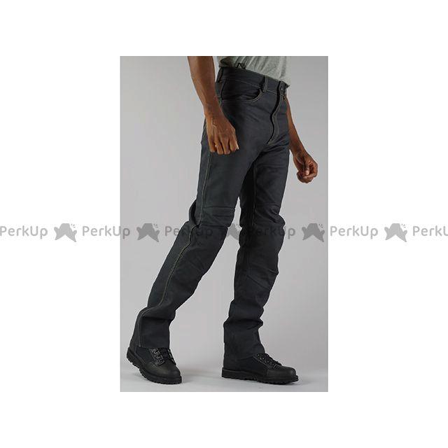 KOMINE パンツ PK-631 プレミアムレザージーンズ カラー:ブラック サイズ:XL コミネ