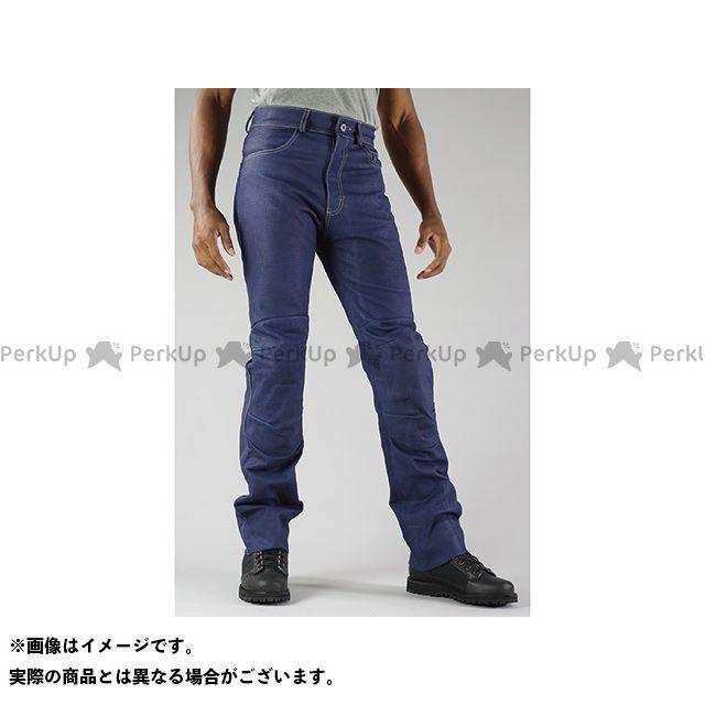 KOMINE パンツ PK-632 プレミアムベントレザージーンズ カラー:インディゴブルー サイズ:WL コミネ