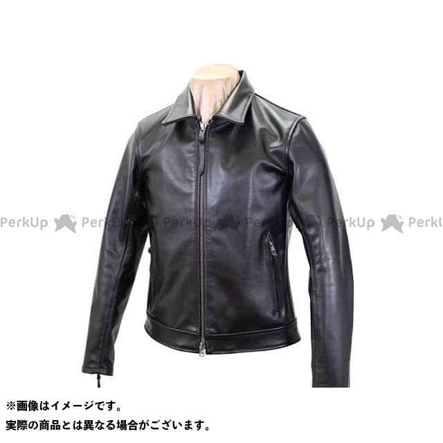 カドヤ ジャケット K'S LEATHER No.1179 TCR(ブラック) サイズ:L KADOYA