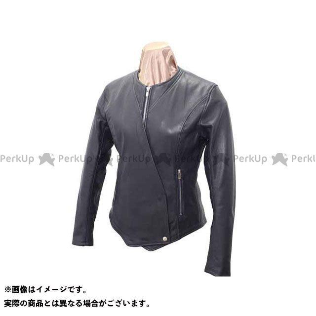 カドヤ ジャケット K'S LEATHER No.1180 KL-DORA レディース カラー:ブラック サイズ:レディースXS KADOYA