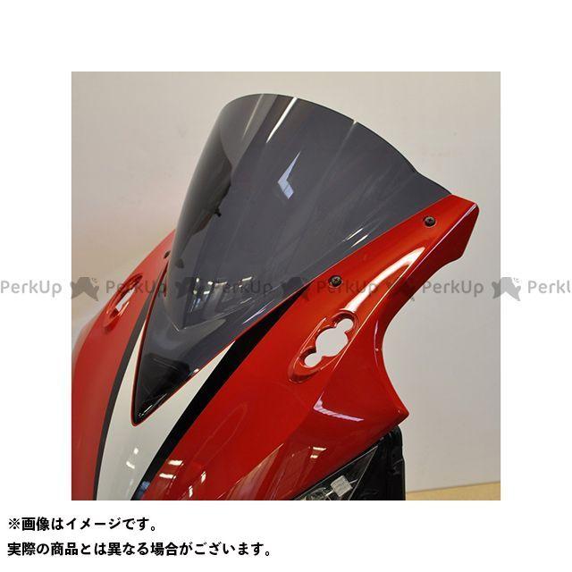 【エントリーで更にP5倍】Skidmarx CBR1000RRファイヤーブレード スクリーン関連パーツ ウィンドスクリーン ダブルバブルタイプ カラー:ダークブロンズ スキッドマークス