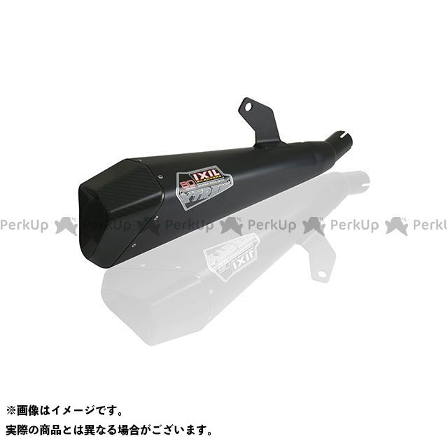 IXIL 390デューク マフラー本体 KTM DUKE 390 13 X55C-スラッシュ コーンタイプ イクシル