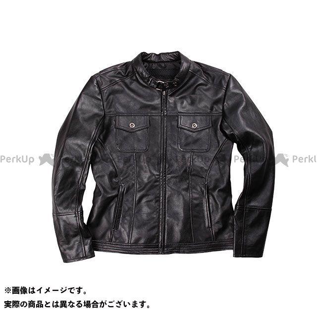デグナー ジャケット FR17SJ-4 レディースレザージャケット カラー:ブラック サイズ:レディースL DEGNER