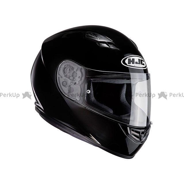 送料無料 HJC エイチジェイシー フルフェイスヘルメット HJH113 CS-15 ソリッド ブラック L/59-60cm