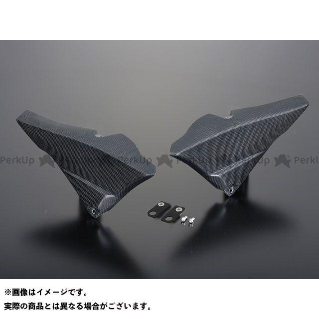 【エントリーで更にP5倍】POSH Faith MT-09 カウル・エアロ サイドカバー 材質:平織カーボン ポッシュフェイス
