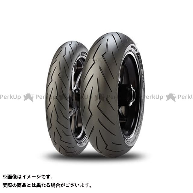 PIRELLI 汎用 オンロードタイヤ DIABLO ROSSO 3 200/55ZR17 M/C(78W) TL リア ピレリ