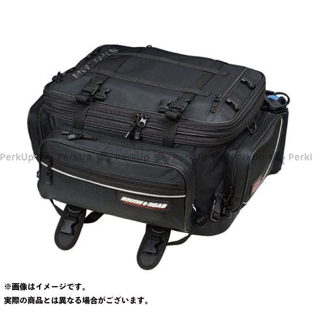 ラフアンドロード ツーリング用バッグ RR9030 BWPラフクルージングバッグ(ブラック) ラフ&ロード
