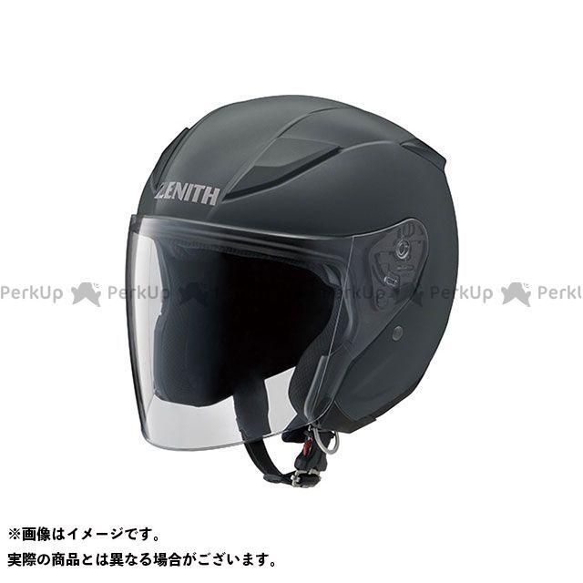 Y'S GEAR ジェットヘルメット YJ-20 ZENITH カラー:ラバートーンブラック サイズ:L/59-60cm未満 ワイズギア