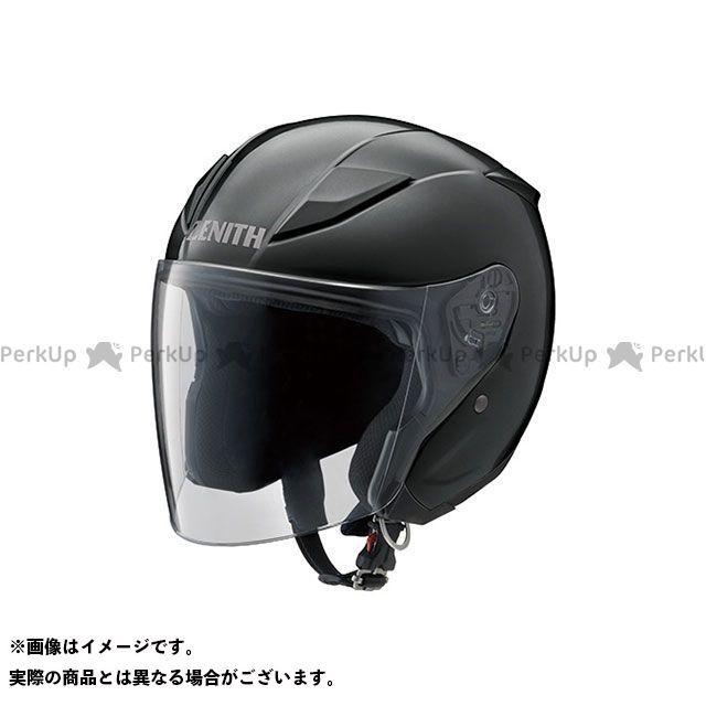 Y'S GEAR ジェットヘルメット YJ-20 ZENITH カラー:メタルブラック サイズ:M/57-58cm ワイズギア