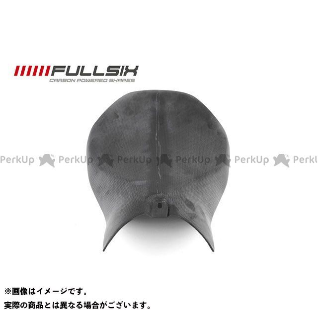 FULLSIX 1199パニガーレ カウル・エアロ 1199 シートパッド ネオプレーン コーティング:マットコート カーボン繊維の種類:200Plain 平織り フルシックス