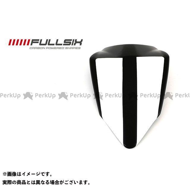 FULLSIX 1199パニガーレ カウル・エアロ 1199 シングルシート(パッドなし) ホワイト コーティング:マットコート カーボン繊維の種類:200Plain 平織り フルシックス