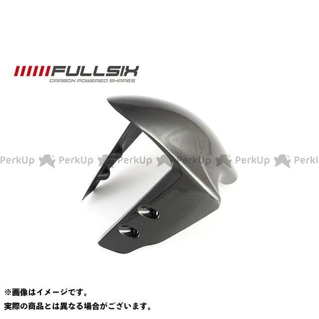 FULLSIX フェンダー 1199 フロントフェンダー コーティング:マットコート カーボン繊維の種類:200Plain 平織り フルシックス