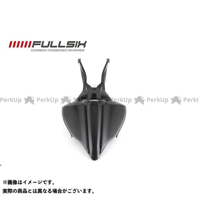 FULLSIX 1299パニガーレ 959 パニガーレ カウル・エアロ 1299 シートレール一体カウル(ストリート) コーティング:クリアコート カーボン繊維の種類:245Twill 綾織り フルシックス