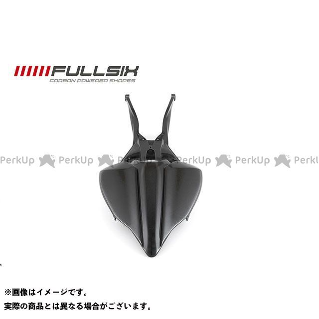 FULLSIX 1299パニガーレ 959 パニガーレ カウル・エアロ 1299 シートレール一体カウル(ストリート) コーティング:クリアコート カーボン繊維の種類:200Plain 平織り フルシックス