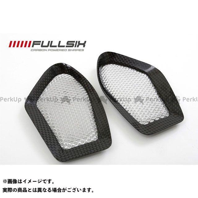 FULLSIX モンスター1100 モンスター696 モンスター796 ドレスアップ・カバー 696他 エアーランナーカバー コーティング:クリアコート カーボン繊維の種類:245Twill 綾織り フルシックス