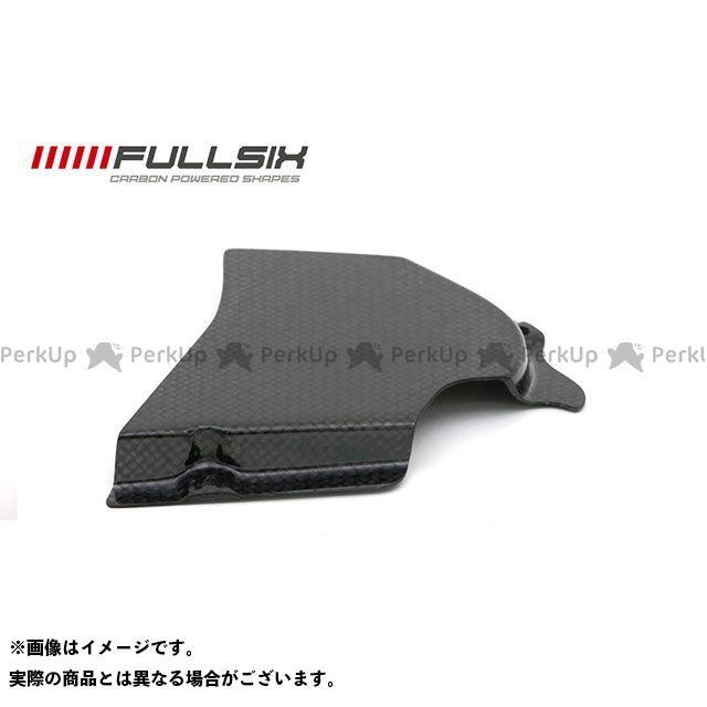 フルシックス FULLSIX スプロケット関連パーツ 駆動系 FULLSIX スプロケット関連パーツ 748/916他 スプロケットカバー クリアコート 245Twill 綾織り フルシックス