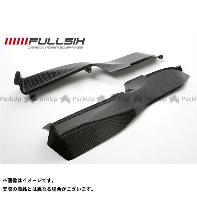 FULLSIX 749 999 ドレスアップ・カバー 749/999 エアチューブカバーセット コーティング:マットコート カーボン繊維の種類:245Twill 綾織り フルシックス