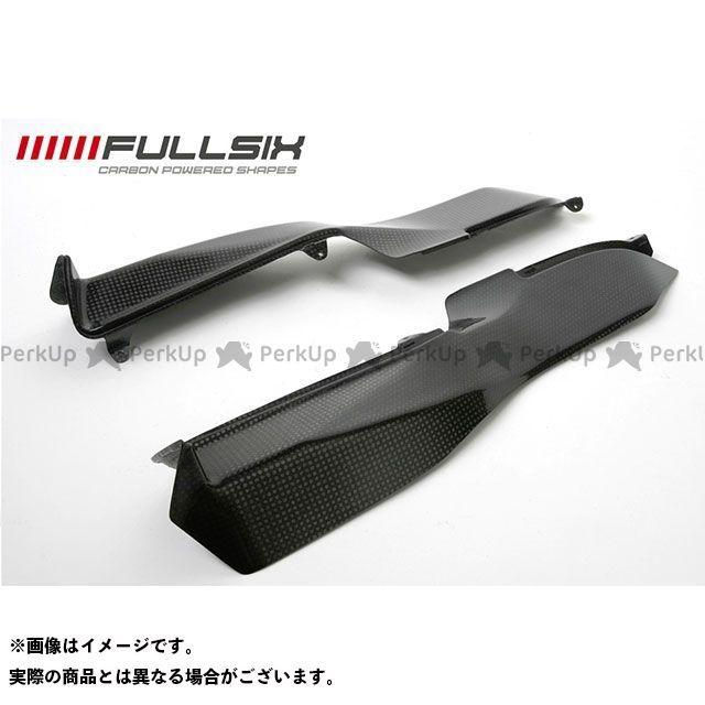 FULLSIX 749 999 ドレスアップ・カバー 749/999 エアチューブカバーセット コーティング:マットコート カーボン繊維の種類:200Plain 平織り フルシックス