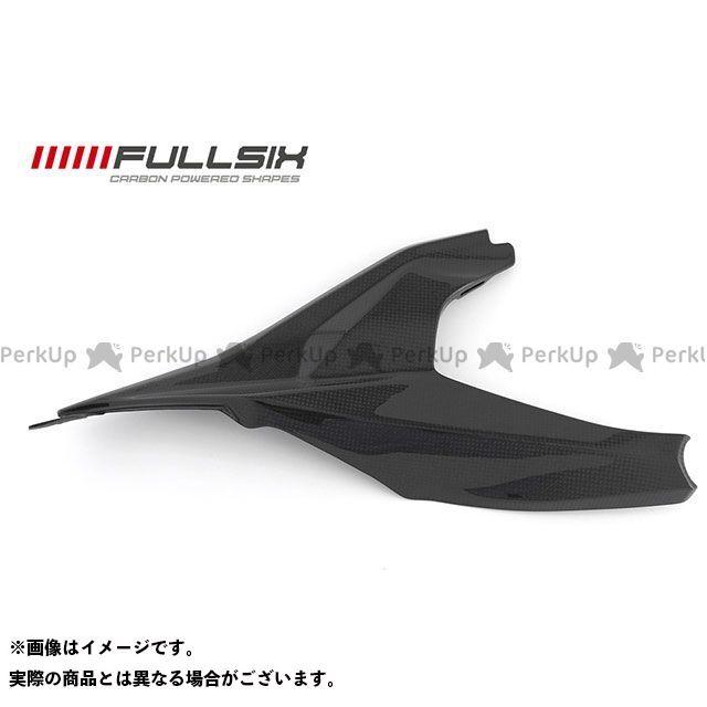 FULLSIX 899パニガーレ カウル・エアロ 899 シートレールカバー(左) コーティング:マットコート カーボン繊維の種類:245Twill 綾織り フルシックス