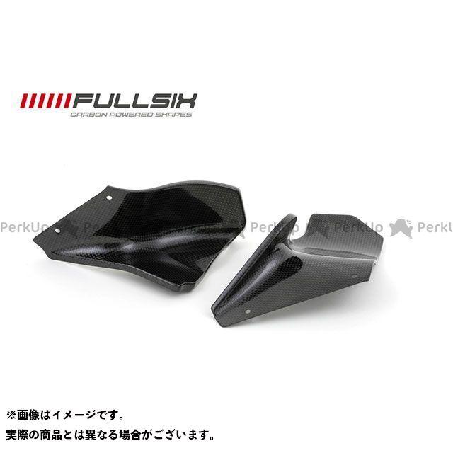 FULLSIX ドレスアップ・カバー BRUTALE750他 エアーチューブカバー コーティング:マットコート カーボン繊維の種類:200Plain 平織り フルシックス