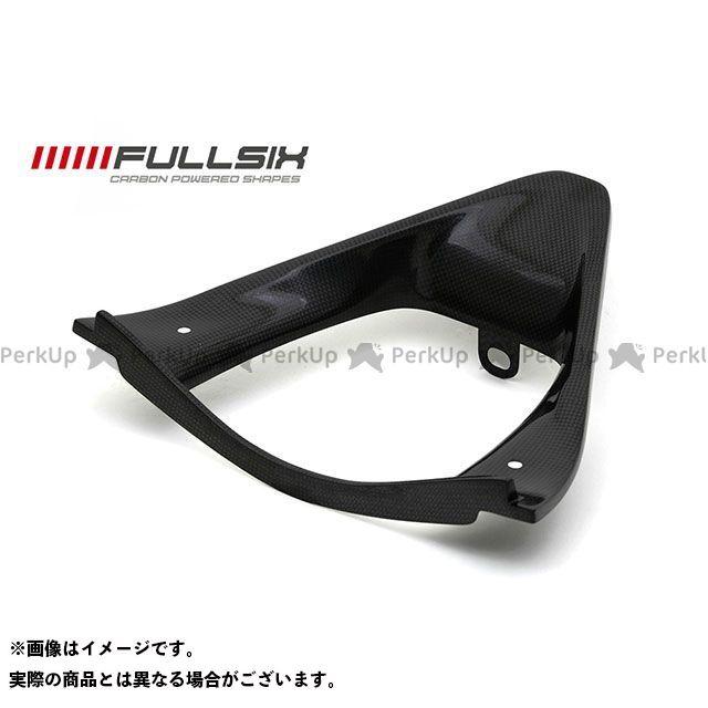 FULLSIX F4 ドレスアップ・カバー F4 ラジエターパネル コーティング:マットコート カーボン繊維の種類:200Plain 平織り フルシックス