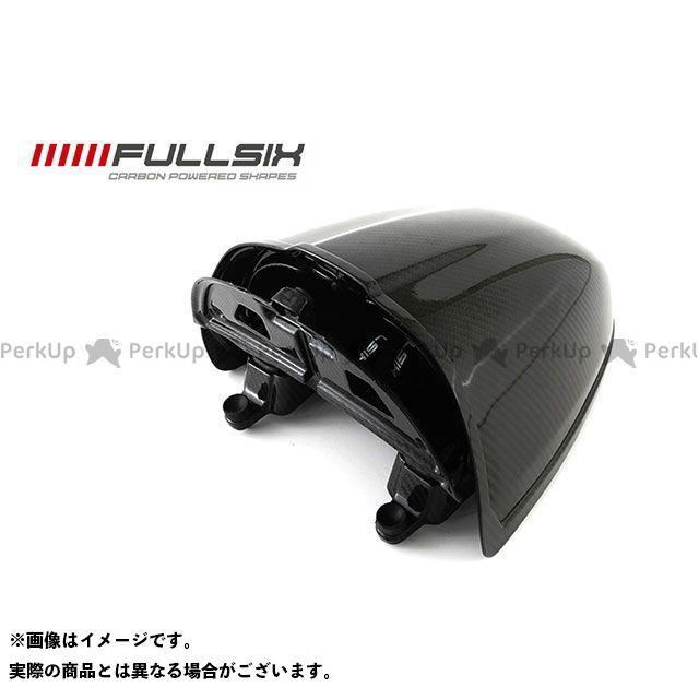 FULLSIX Rナインティ カウル・エアロ R NINE T シングルシートBOX コーティング:クリアコート カーボン繊維の種類:245Twill 綾織り フルシックス