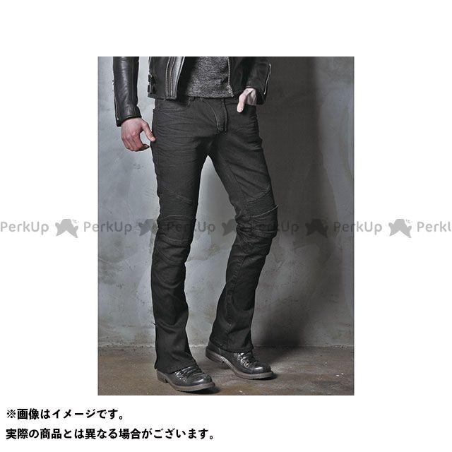 アグリブロス パンツ MOTOPANTS FEATHERBED 201(Men's) カラー:ブラック サイズ:30インチ uglyBROS