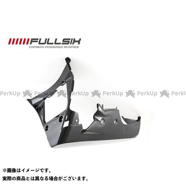 FULLSIX YZF-R1 カウル・エアロ R1 15 アンダーカウル オイル受け 純正 コーティング:クリアコート カーボン繊維の種類:245Twill 綾織り フルシックス