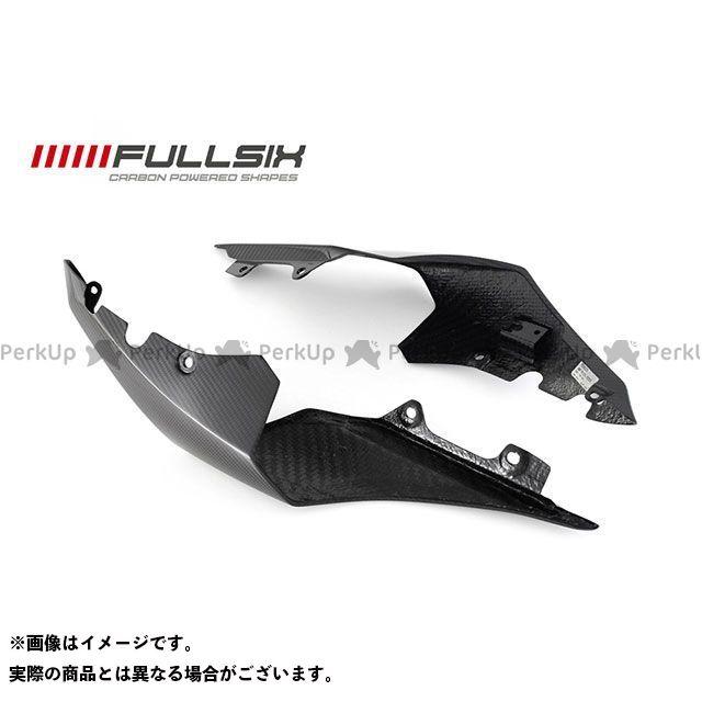 FULLSIX YZF-R1 カウル・エアロ R1 15 シートカウル コーティング:マットコート カーボン繊維の種類:200Plain 平織り フルシックス